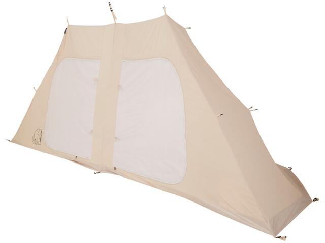 Nordisk Alfheim 19.6 m² - Accessoire tente - Technical Cotton beige
